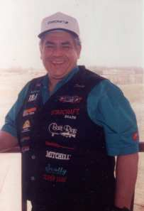 Tony Puccio pro walleye angler and 1996 PWT Sportsman of the year