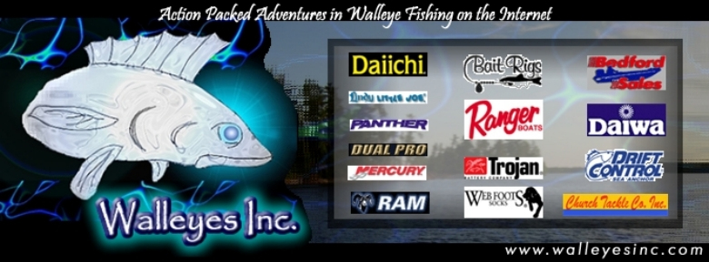 Walleyes Inc. Your one stop internet fishing resource