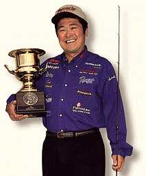 Ted Takasaki 1998 In-Fisherman Professional Walleye Trail Champion